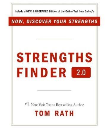 Chronique du livre Strenghs Finder 2.0