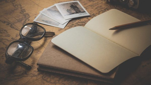 3 raisons d'avoir toujours un carnet sur soi